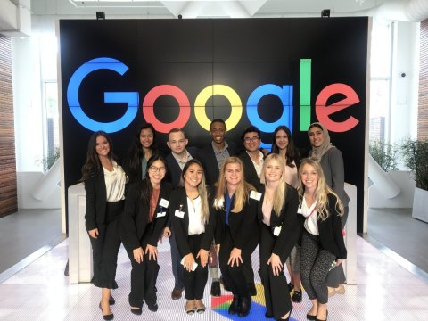 Google Tour Photo